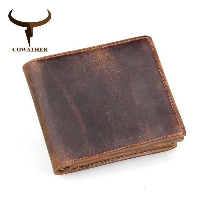 100% top quality cow genuine leather men wallets <font><b>luxury</b></font>,dollar price short style male purse,carteira masculina original brand