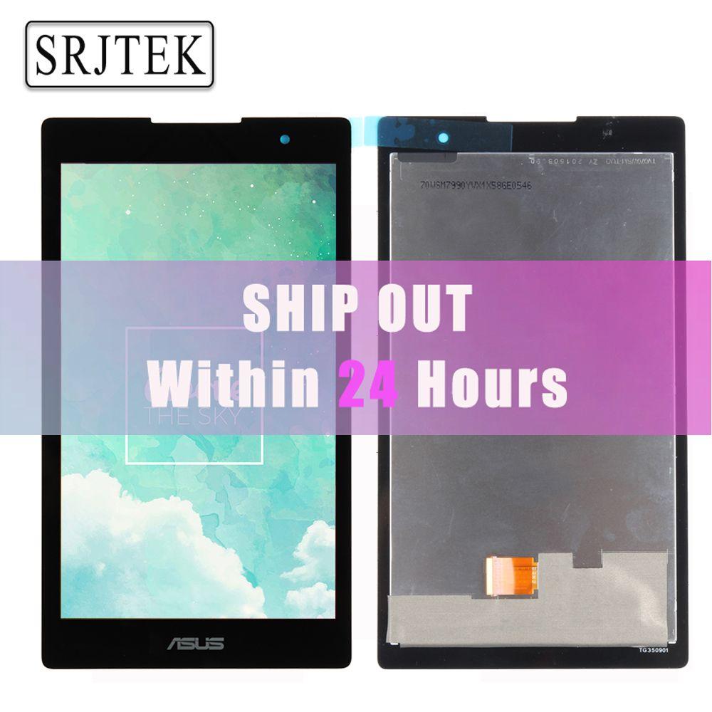 Original Für Asus ZenPad C 7,0 Z170 Z170CG P01Y LCD DIsplay + Touchscreen Digitizer Montage Z170CG Schwarze Matrix Hohe qualität