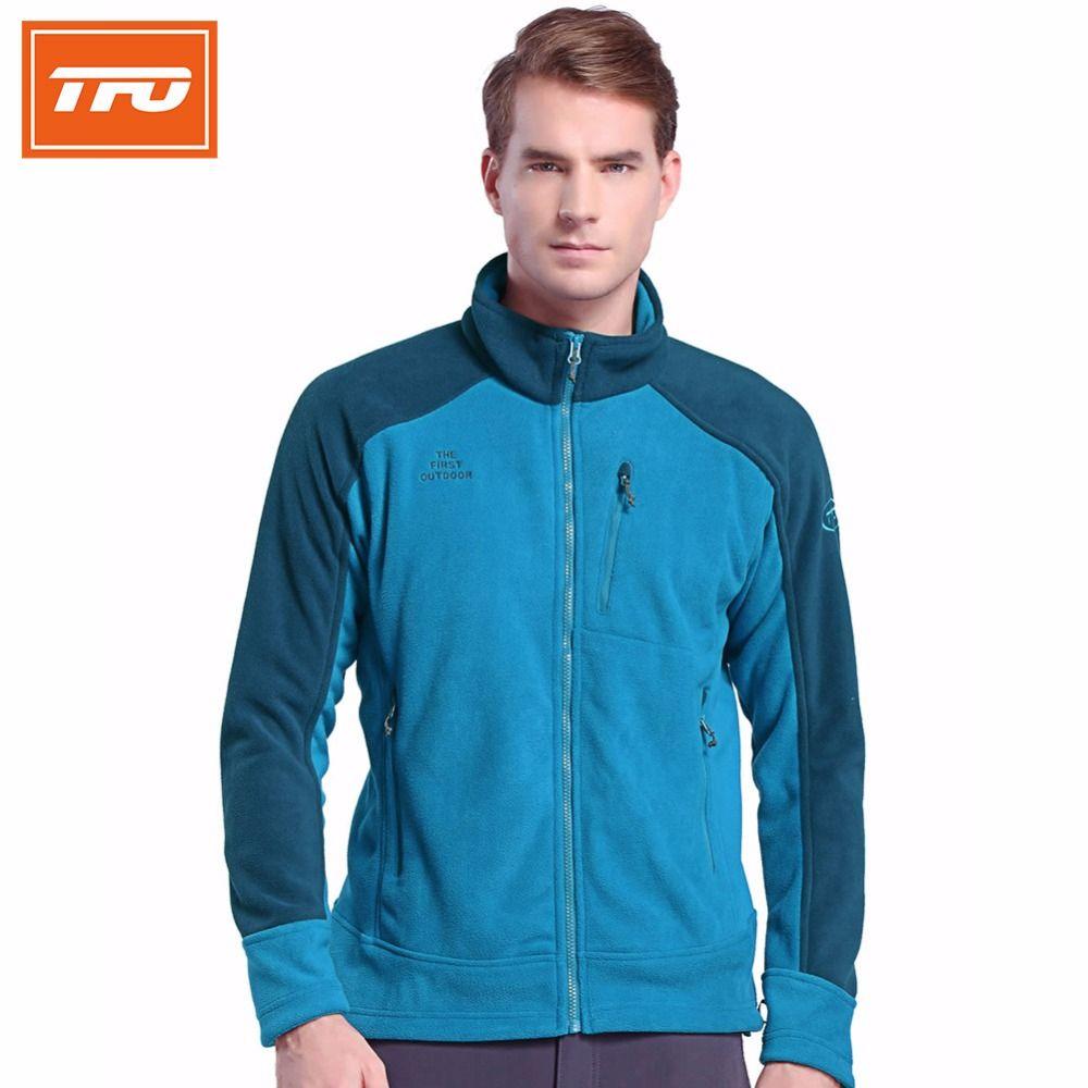 TFO hiking jacket fleece men softshell thermal warming winter outdoor climbing men women mountain travel coat