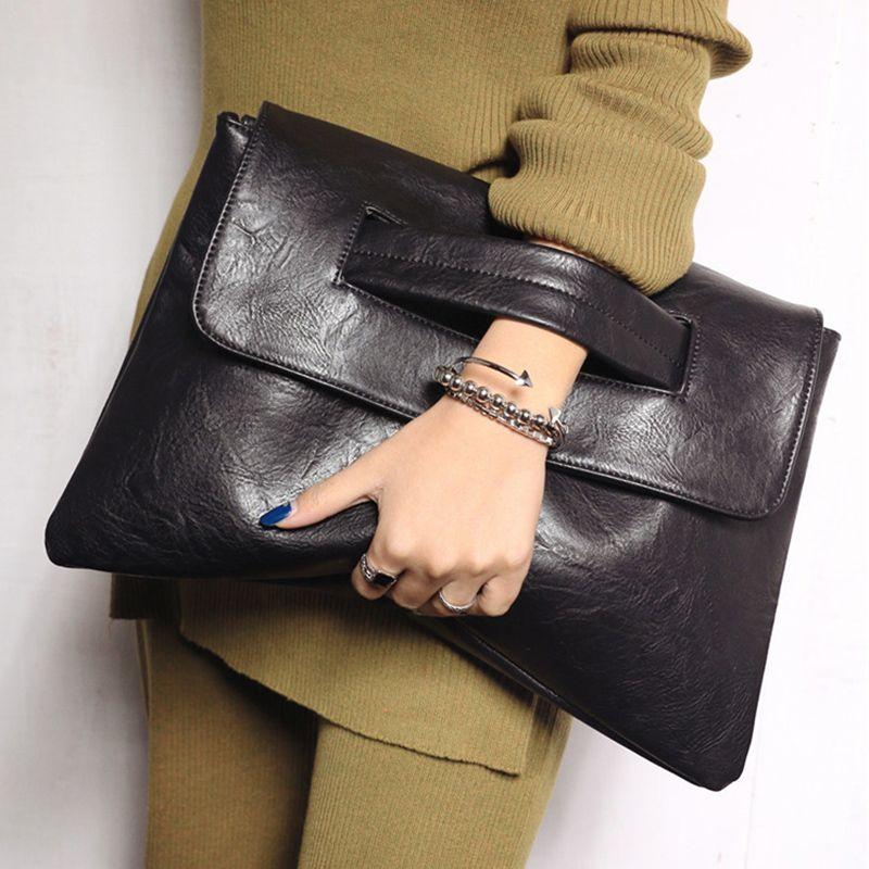 Mode femmes enveloppe pochette haute qualité sacs à bandoulière pour femmes tendance sac à main messenger sac grandes dames embrayages