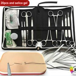 8/12/15/20pcs/set 14cm Surgical suture tools, operation training instrument tool kit for Medical/science/Students