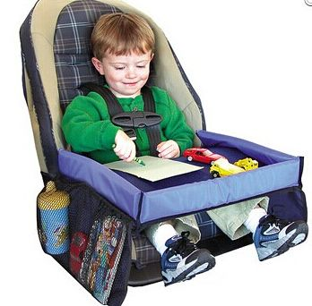 Детская игрушка лоток Автокресло лоток Водонепроницаемый хранения игрушек держатель лоток стол для коляски доска Таблица детское автокре...
