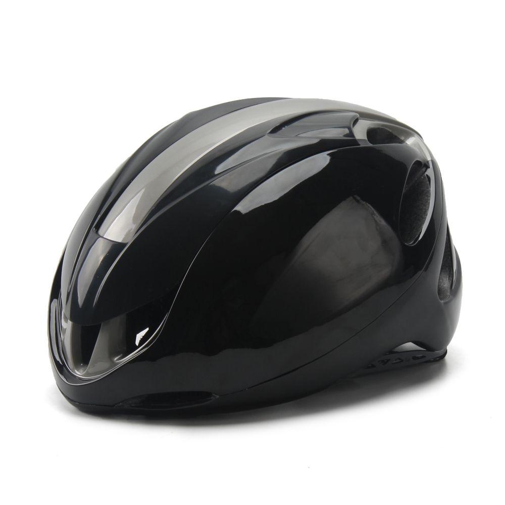 Pneumatische Fahrradhelm triathlon Zeitfahren Rennrad Helm casco ciclismo 55-59 CM Verstellbaren luftloch Fahrrad ausrüstung