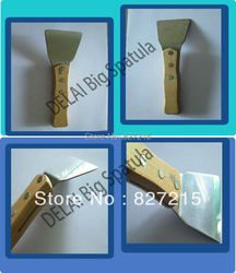 Big Spatula for Stretch Ceilings in Construction