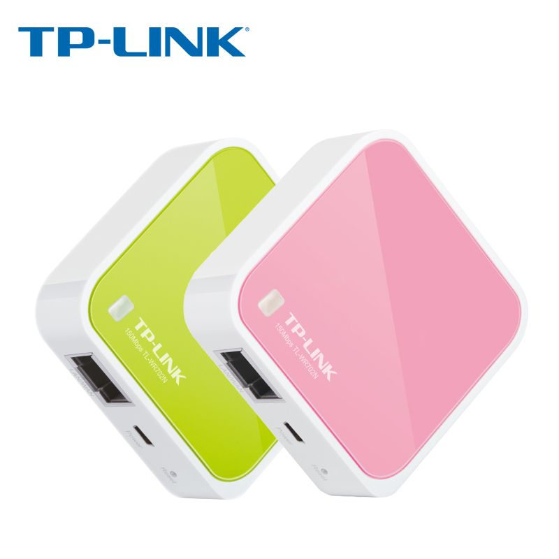 Tp-Link wifi Router 150M Mini Wireless wifi repeater Router 802.11b 2.4G VPN TP Link TL-WR702N wifi extender wifi routers