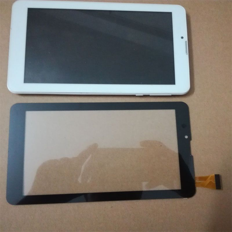 Ersatz 7 zoll MTK6577 MTK6572 dual core Tablet PC TP FM707101KD FM707101KC FM707101KE HS1275 touchscreen digitizer