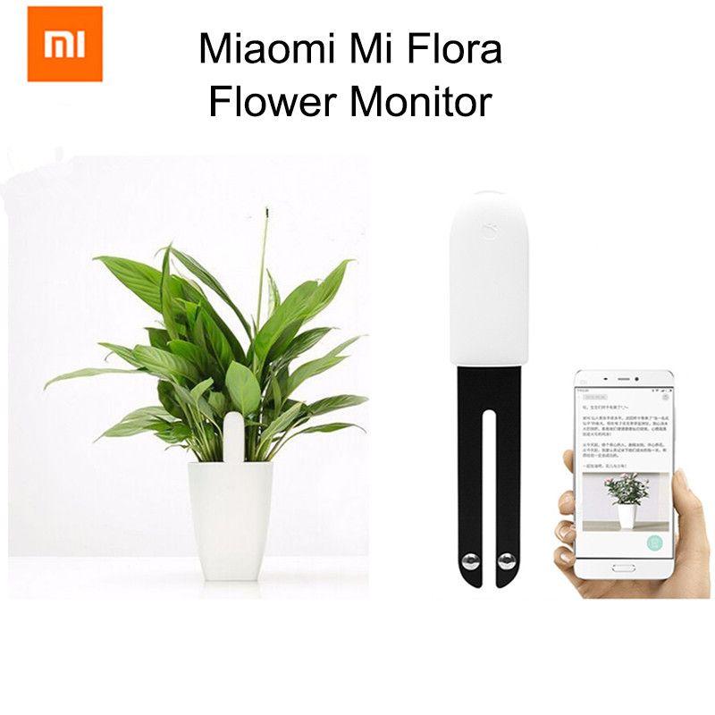 Xiaomi Mi Flora Monitor International Version Digital Plants Grass Flower Care Soil Water Light Smart Tester Sensor wholesale