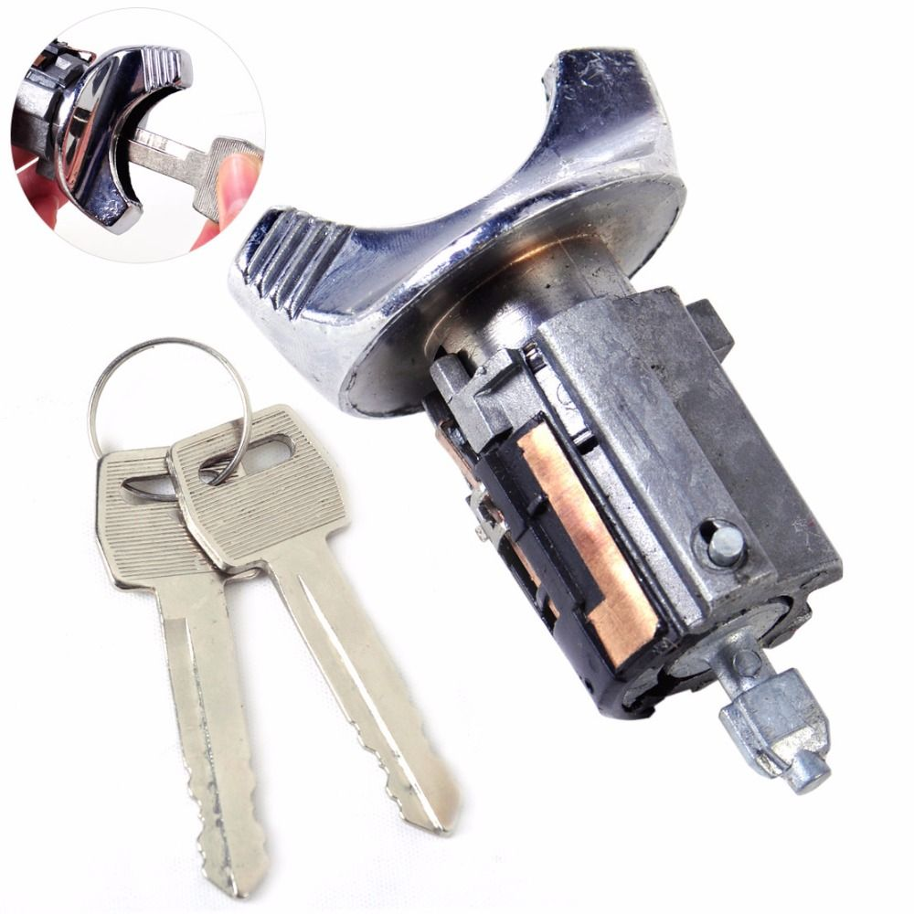 DWCX C42150 Ignition Key Switch Lock Cylinder C-42-150 for Ford Mustang Explorer Lincoln Park Mazda MercurySable Nissan Quest