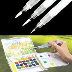 1 Pcs/S M, L многоразовая ручка воды чернильная ручка для воды Цвет каллиграфия Рисунок Живопись иллюстрации 2019 новое поступление