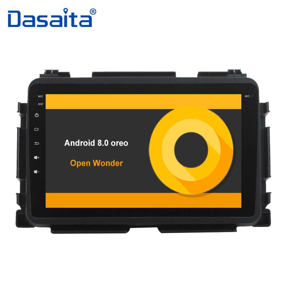 Android 8.0 car Built-in GPS for Honda Vezel HR-V HRV 2015 2016 2017 with 8