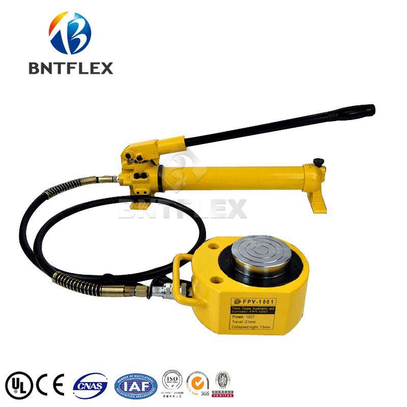 (30 t reist 14mm) hydraulische jack + CP700 manuelle hydraulische pumpe