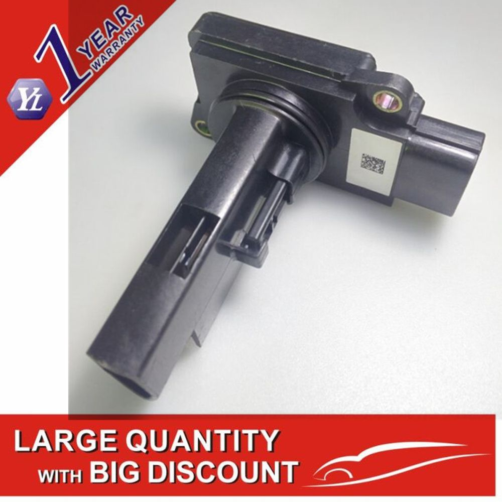 MASS AIR FLOW SENSOR METER FOR MITSUBISHI OUTLANDER LANCER ORIGINAL USED MAF SENSOR MR985187 E5T60171