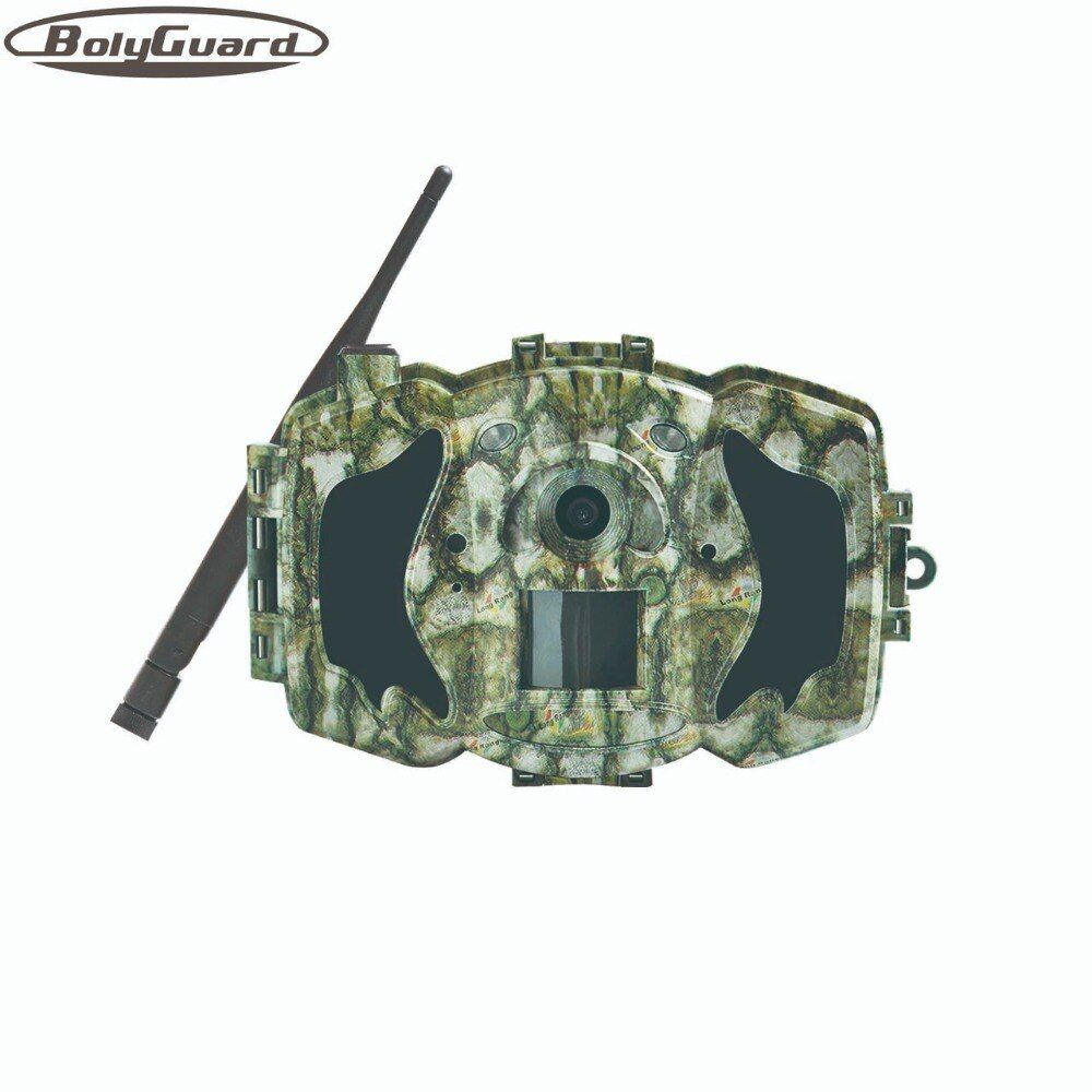 Bolyguard 30MP MMS/GPRS 3G Wildlife Game Scouting Hunting Camera 940nm IR Night Vision 1080HD 100ft Detection Security Camera