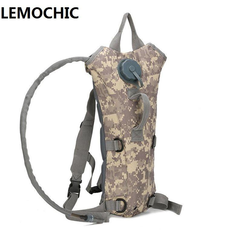 3L Große kapazität military flasche pouch taktische kamp flüssigkeitszufuhr-wasserbeutel outdoor camping camelback fahrrad wasser tasche