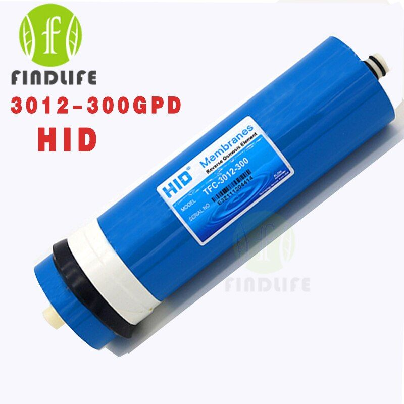HID TFC-3012 300GPD RO membrane for 5 stage water filter purifier treatment reverse osmosis system NSF/ANSI Standard