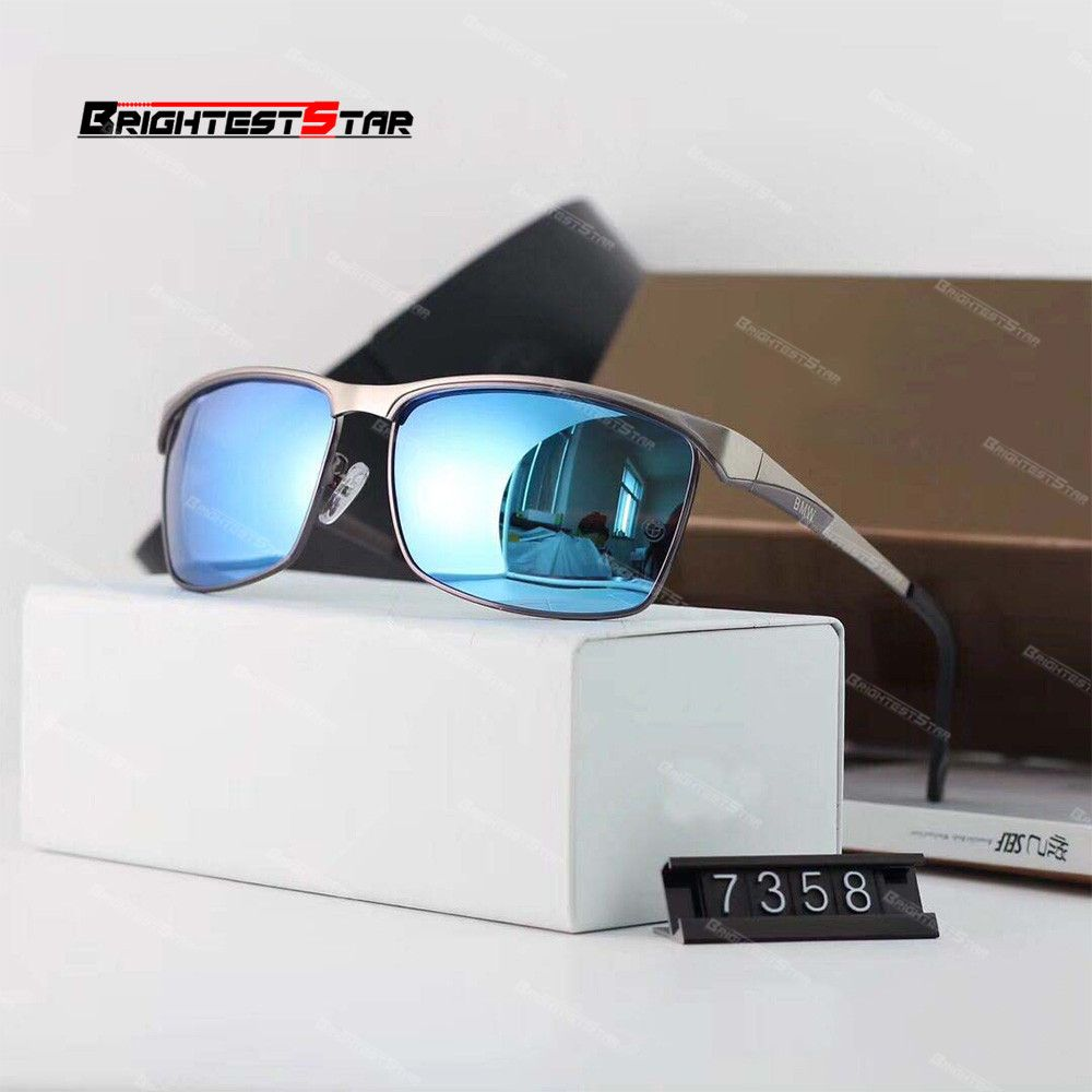 Sun Glasses For BMW Case 2018 Polarized Sunglasses For Men Driving Sun Glasses Women Eyewear With Original Box For BMW Serie