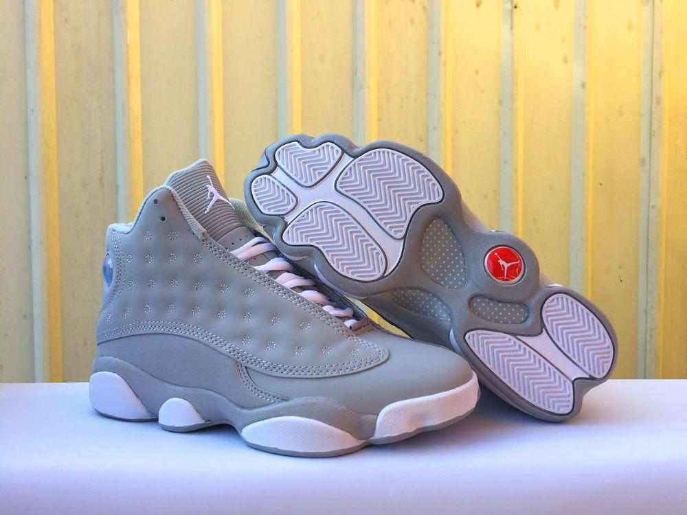 JORDAN Basketball Shoes Sneakers  2 colors Sweetheart shoes Cushion Basketball Shoes Jordan 13 shoes size:36-47