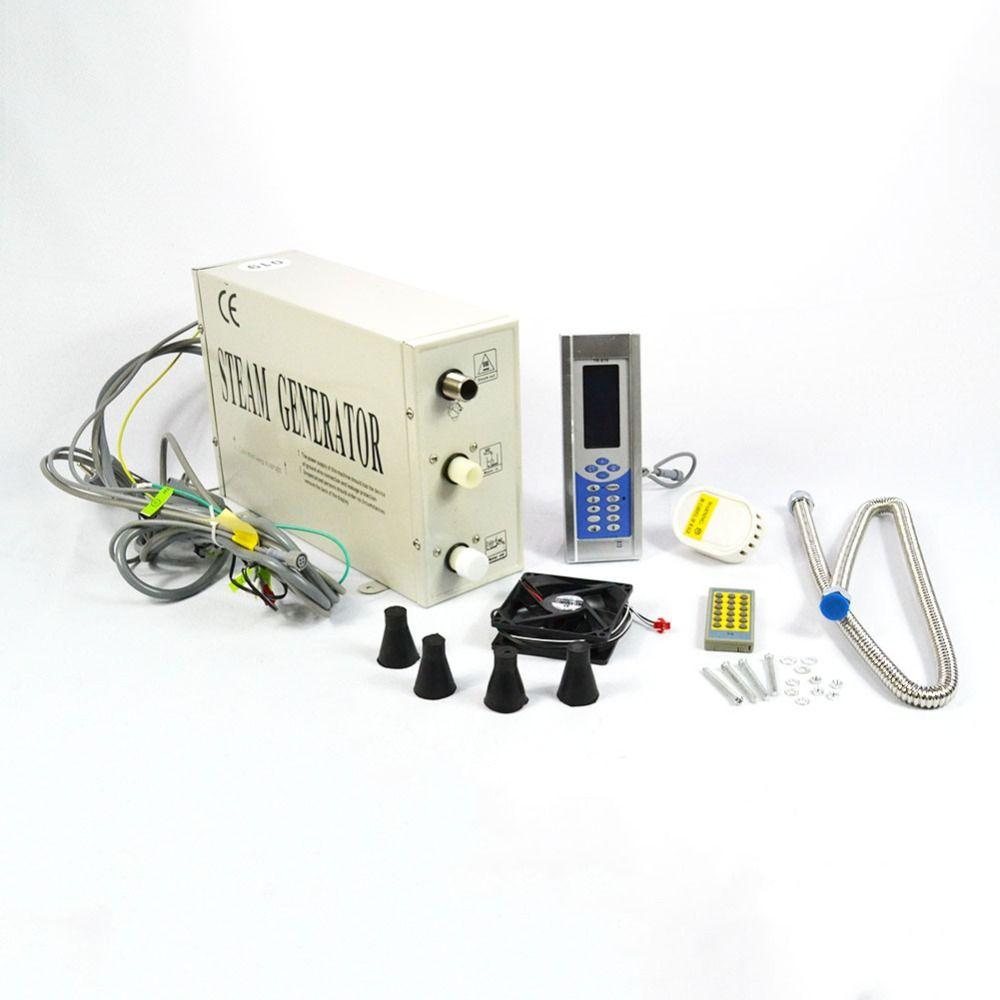 Dampf Generator 1.5KW/3KW einfache bedienung Sauna bad für home SPA sauna und bad