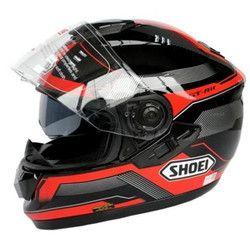 Casco de la motocicleta casco doble lente genuino Abs + Pc material del casco de seguridad
