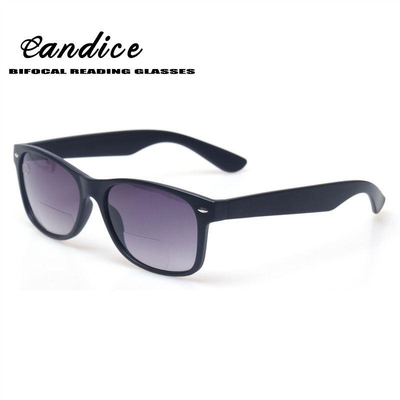 Lunettes de lecture bifocales verres gris progressifs hommes et femmes lunettes presbytie lunettes de soleil de pêche en plein air