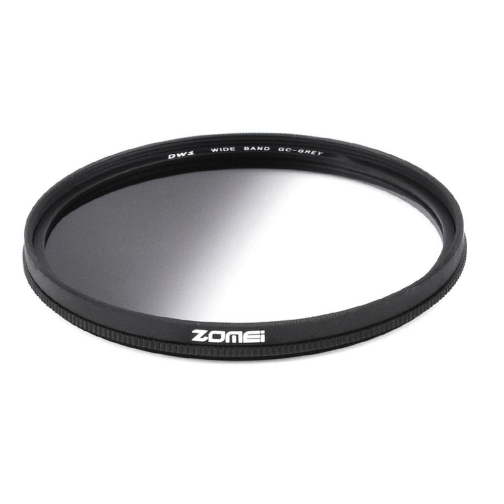 Zomei Super Mince Léger Diplômé Gris Densité Neutre ND Filtre Optique Pour Caméra 49mm 52mm 58mm 67mm 72mm 77mm