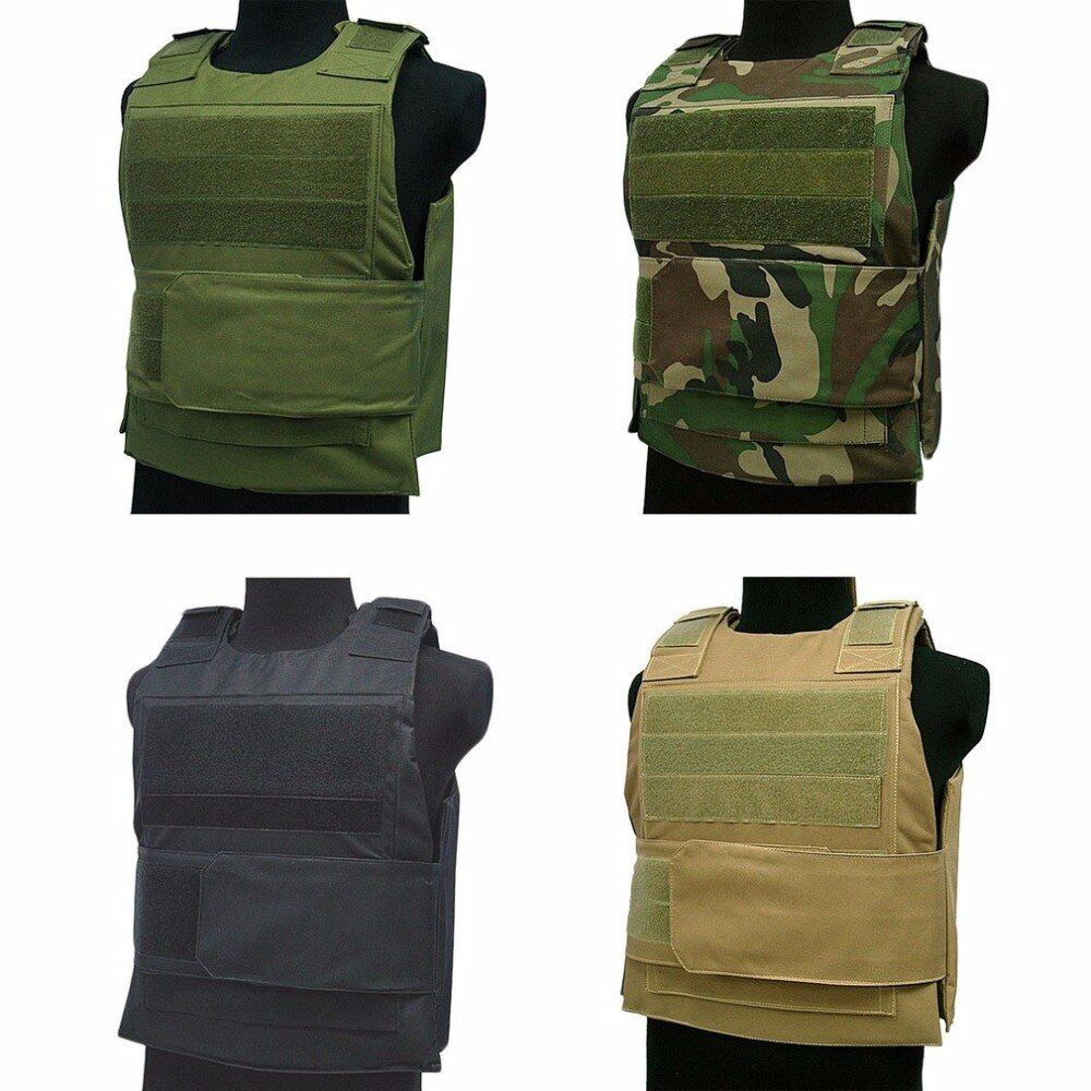 Security Guard Vest Bulletproof Vest Cs Field Genuine Tactical Vest Clothing Cut Proof Protecting Clothes For Men Women