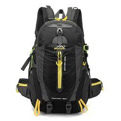 40L Tahan Air Taktis Ransel Hiking Tas Bersepeda Pendakian Ransel Laptop Ransel Perjalanan Kolam Tas Pria Wanita Olahraga Tas