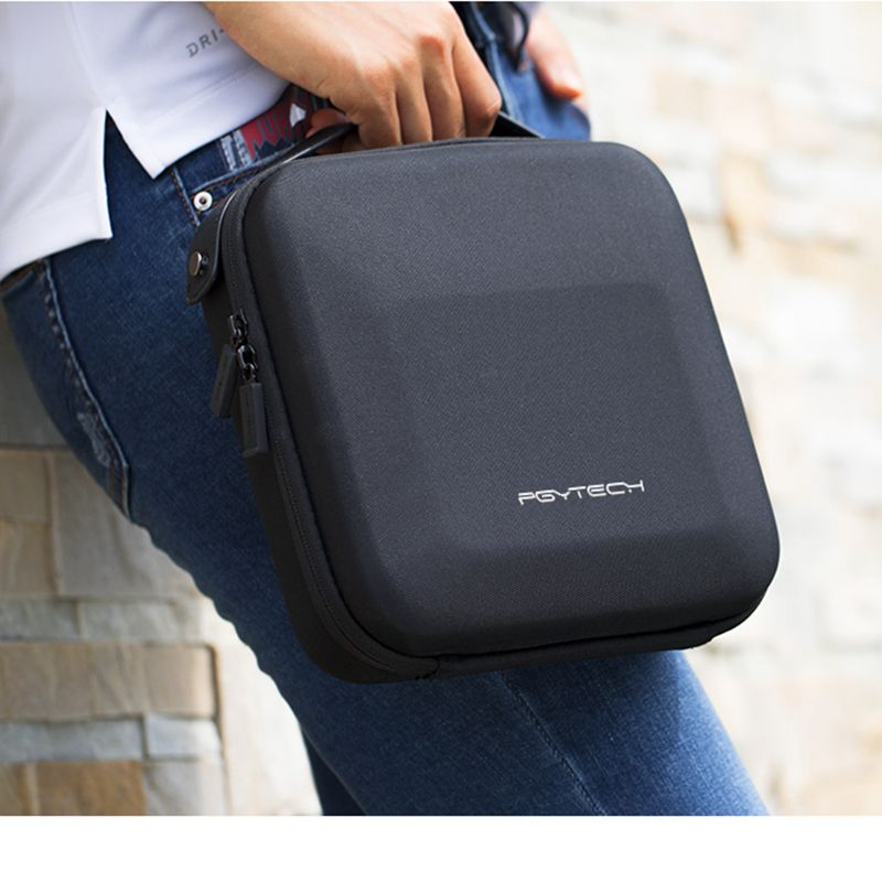 PGYTECH DJI Tello Case Protective Travel Handbag Storage Bag with Dual Layer Carrying Case for RYZE DJI Tello Drone Accessories