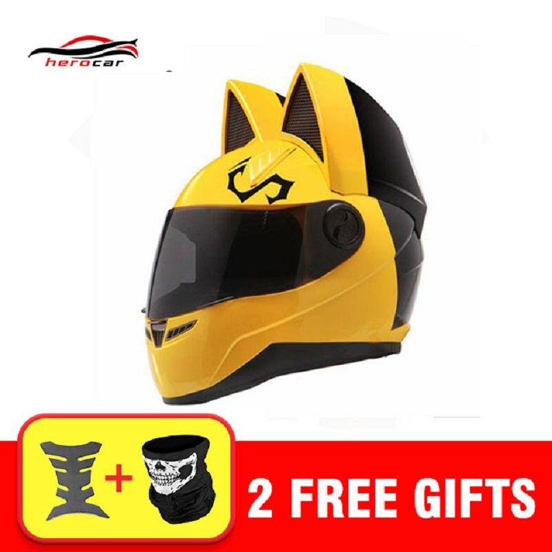 Motorcycle Helmet Women Men Helmet Personality Full Face Motor Helmet Casque Moto Casco Motorbike Motocross Racing Helmet