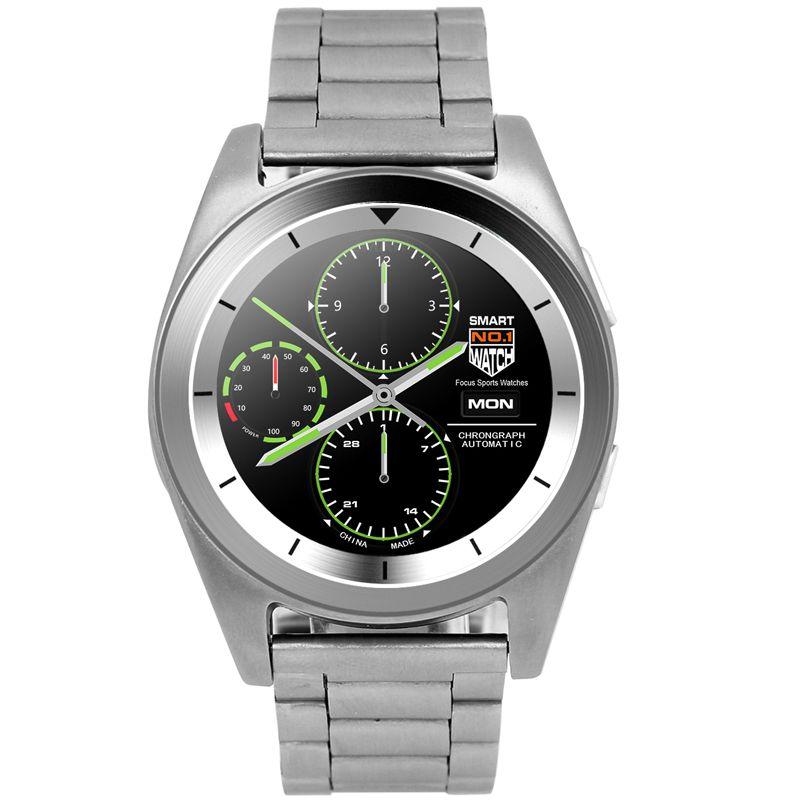 NO 1 G6 Bluetooth Montre MTK2502 Smartwatch Sport Bluetooth 4.0 Fitness Tracker Appel de Course Moniteur de Fréquence Cardiaque pour Android IOS