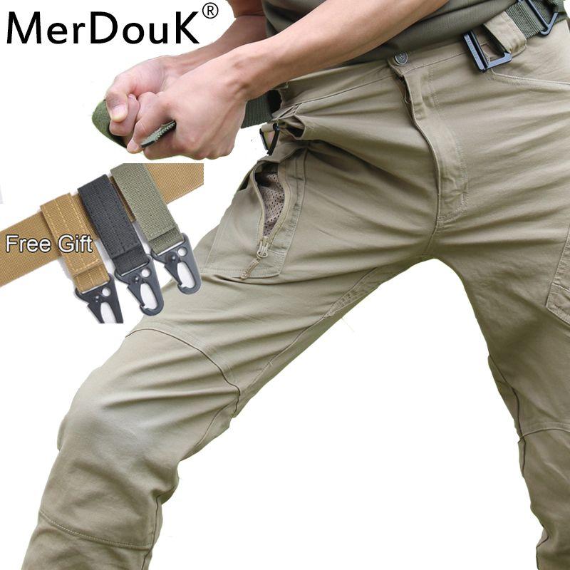 IX9(II) Tactical Pants Cargo Combat Pants Men SWAT Army Military Pants IX7 Cotton Pocket Paintball Casual Trousers Drop shipping