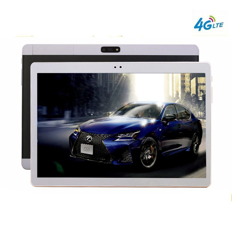 IPS Screen 10.1' Tablets Android 7.0 10 Core 128GB ROM 8MP Tablet PC 2560X1600 GPS bluetooth Tablet phone MT6797 320 dpI