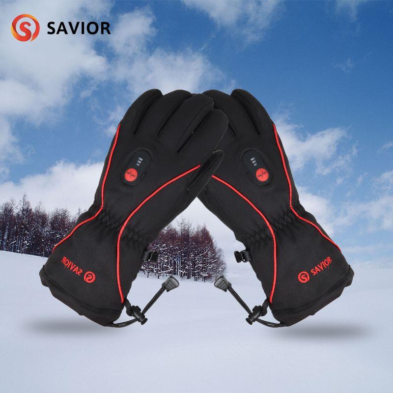 RETTER professionelle ski outdoor sport handschuhe wasserdicht winddicht fahrrad bergsteigen heizung handschuhe