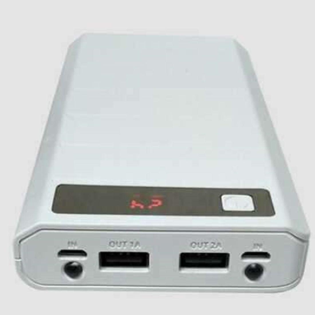 Centechia Tragbaren USB Power Bank Shell Box DIY USB Bewegliche Energienbank-ladegerät Fall Pack 8 stücke 18650 Batteriehalter LCD