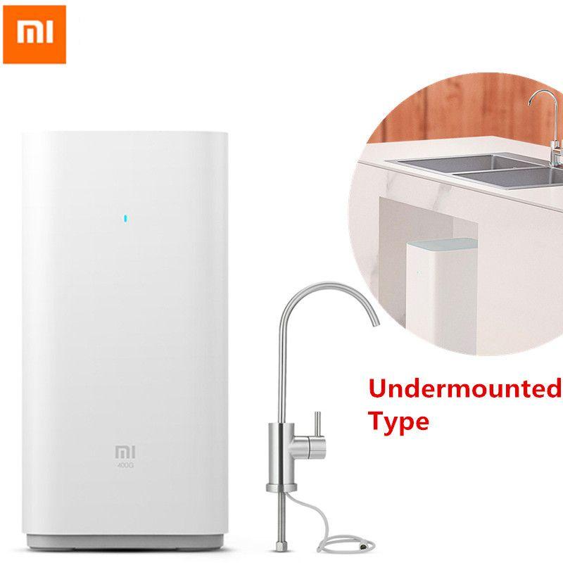 Original Xiao mi Smart mi Wasserfilter Xiao mi Wasserfilter Zu Hause Wasser Filter Sauber Gesundheit Wasser & WIFI Android IOS Telefon App
