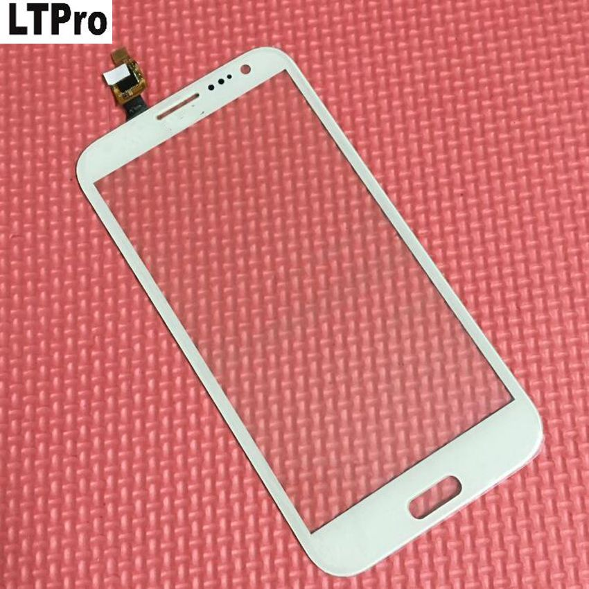 LTPro Black/White Touch Screen Digitizer glass panel Lens For THL W7 W7S W7+ Mobilephone Quad Core 1280*720