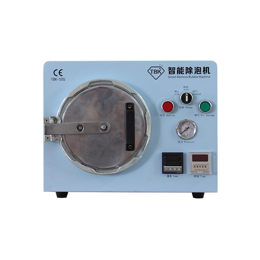 Autoklaven Smart Blase Entfernen Maschine Eingebauter Air Kompressor Keine Elektrische Lärm Für Smart Telefon LCD Renovieren