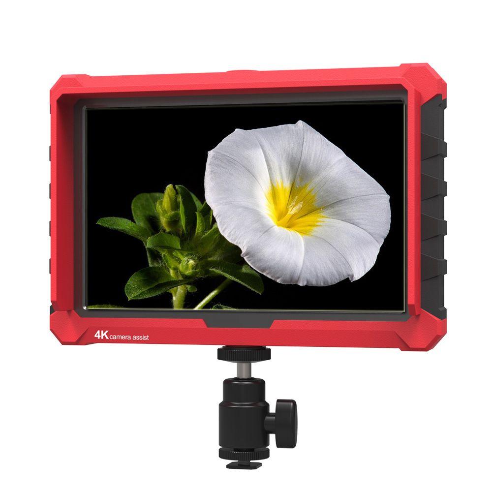 Blueskysea A7S 7 дюймов 1920x1200 IPS на Камера поле Мониторы поддерживает 4 К HDMI Вход петли Выход Камера -топ Экран для DSLR Камера