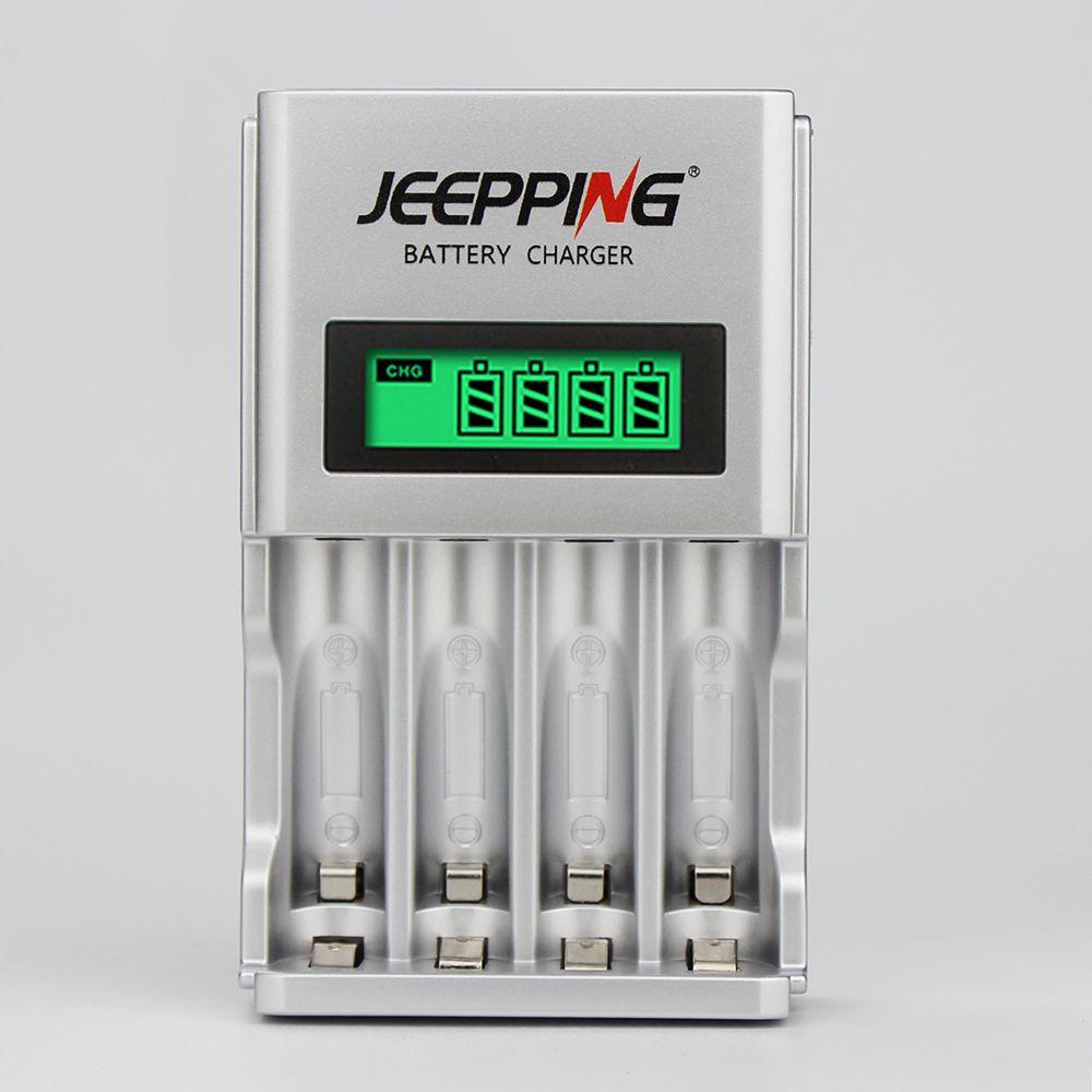 C903 Batterie Chargeur 4 Slots LED Affichage Chargeur Intelligent Pour AA/AAA Ni-cd Ni-Mh Rechargeable Batterie Batteries pour C3100