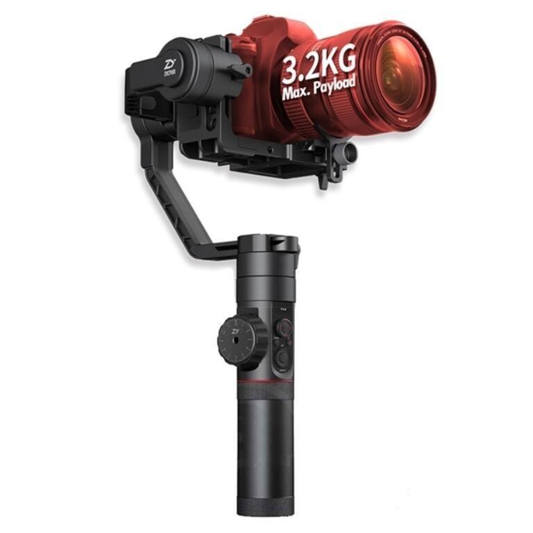 Zhiyun Kran 2 Folgen Fokus 360 Endlosen Kamera Gimbal für SONY ILCE Serie Panasonic LUMIX Serie DSLR und Mirrorless Kamera