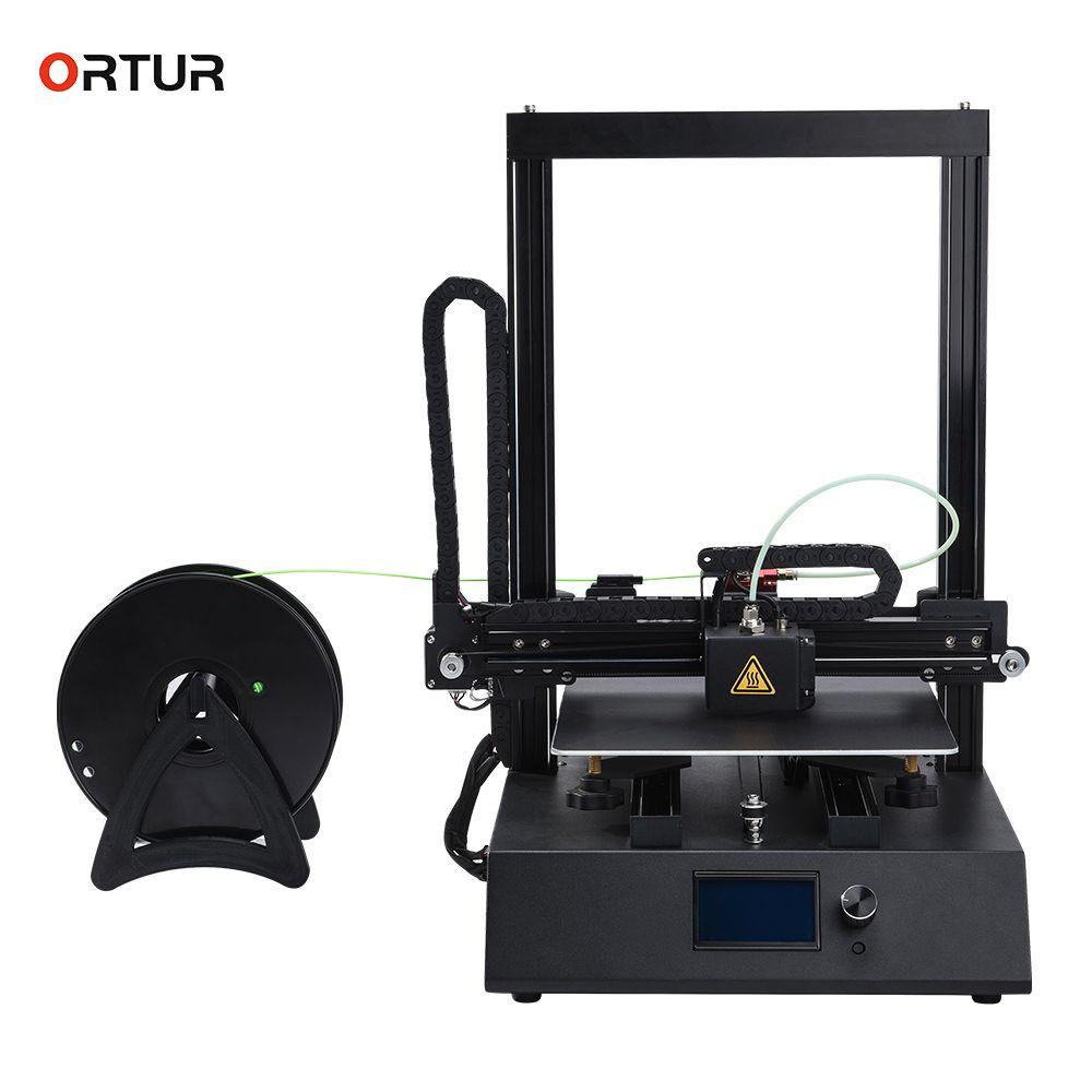 Ortur-4 Stampante 3d Neue Generation High Speed Linearführungsschiene Impressora 3D Druck Normalen Geschwindigkeit 100-150 mm/s 3d drucker