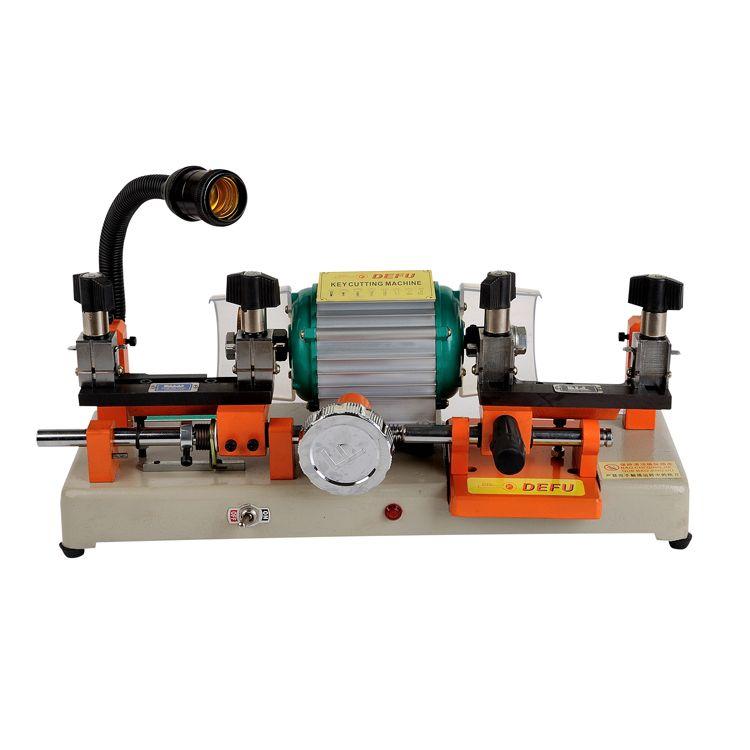Defu 238bs Key Duplicating Duplicate Double Sides Cutting Machine Wheel Locksmith Tools