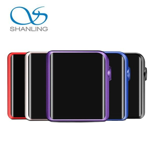 Shanling M0 Hi-Res Portable Music Player Bluetooth Apt-X Player Mini DAP DSD Lossless Smaller Player HIFI MP3 Upgraded M1