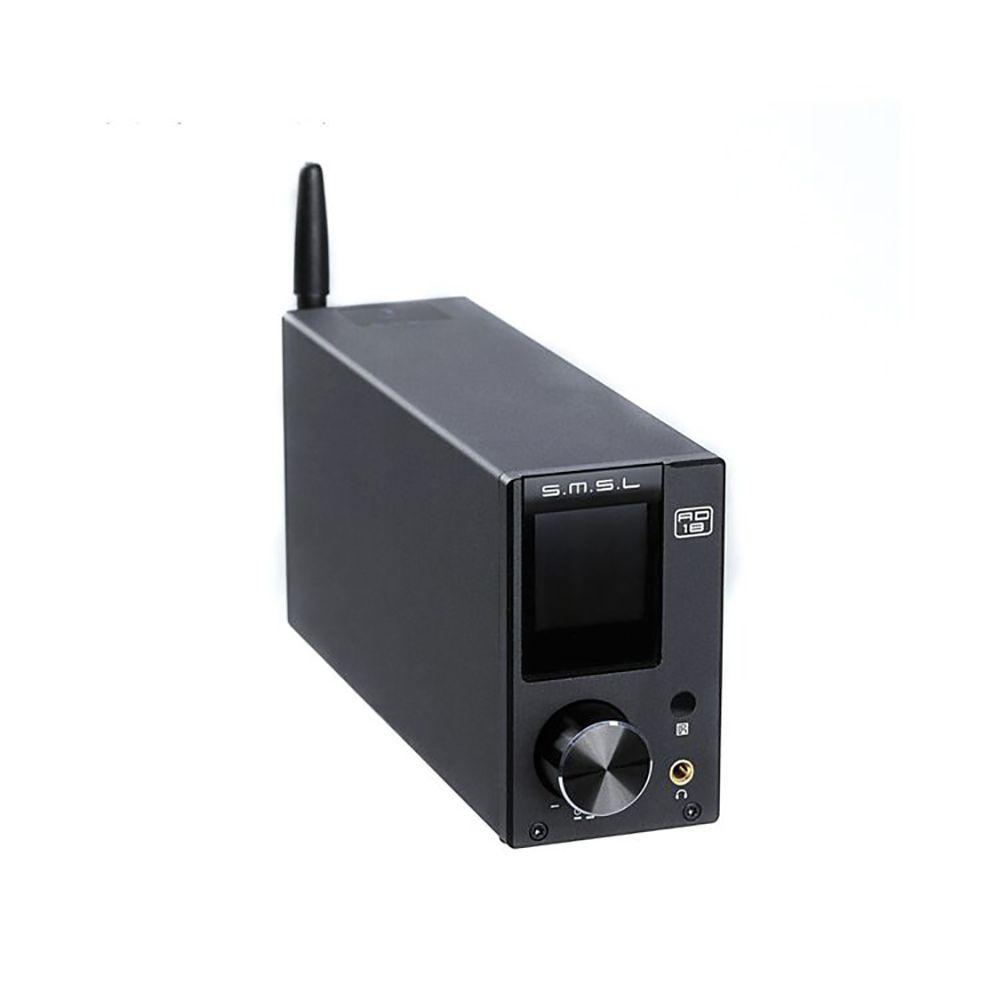 SMSL AD18 Bluetooth 4.2 80W2 USB DSP HIFI Numérique Décodage Amplificateur de Puissance