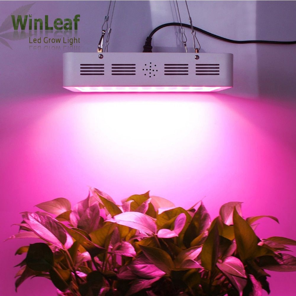Usine led Lampes Plein Spectre 300 W/600 W/800 W/1000 W/1200 W/1600 W Rouge/Bleu/UV/IR Pour Plante D'intérieur et Fleur