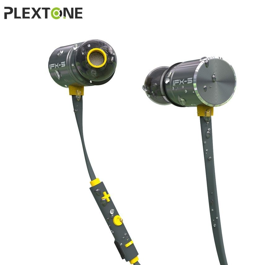 PLEXTONE Bluetooth Earphone For Phone Sports Wireless Headphone With Mic Stereo Auriculares Bluetooth Headset Earbuds Earpiece