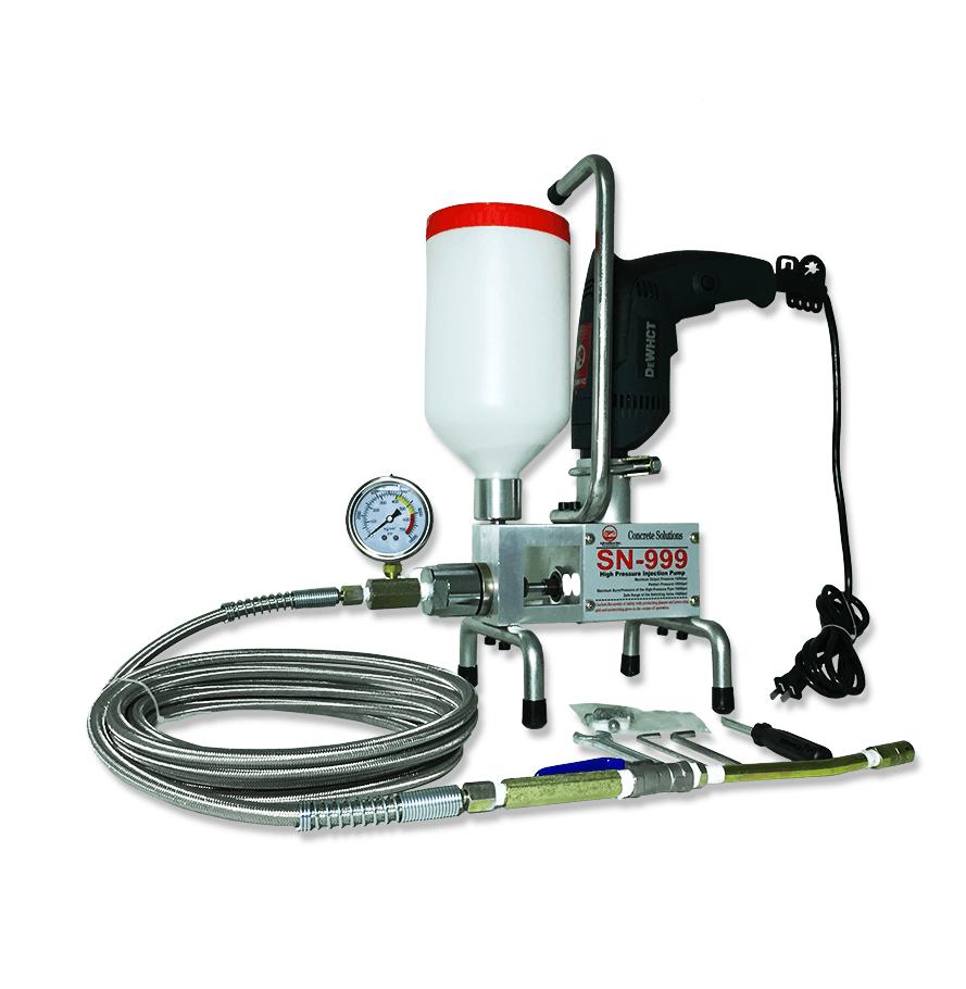 Затирки машины доказательство воды эпоксидной/полиуретановая пена ТНВД конкретной ремонт Ремонта Трещин водонепроницаемый