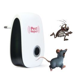 Free Shipping !!! Multi-Purpose Electronic Ultrasonic Mosquito Killer Reject Bug Mosquito Cockroach Mouse Killer Repeller
