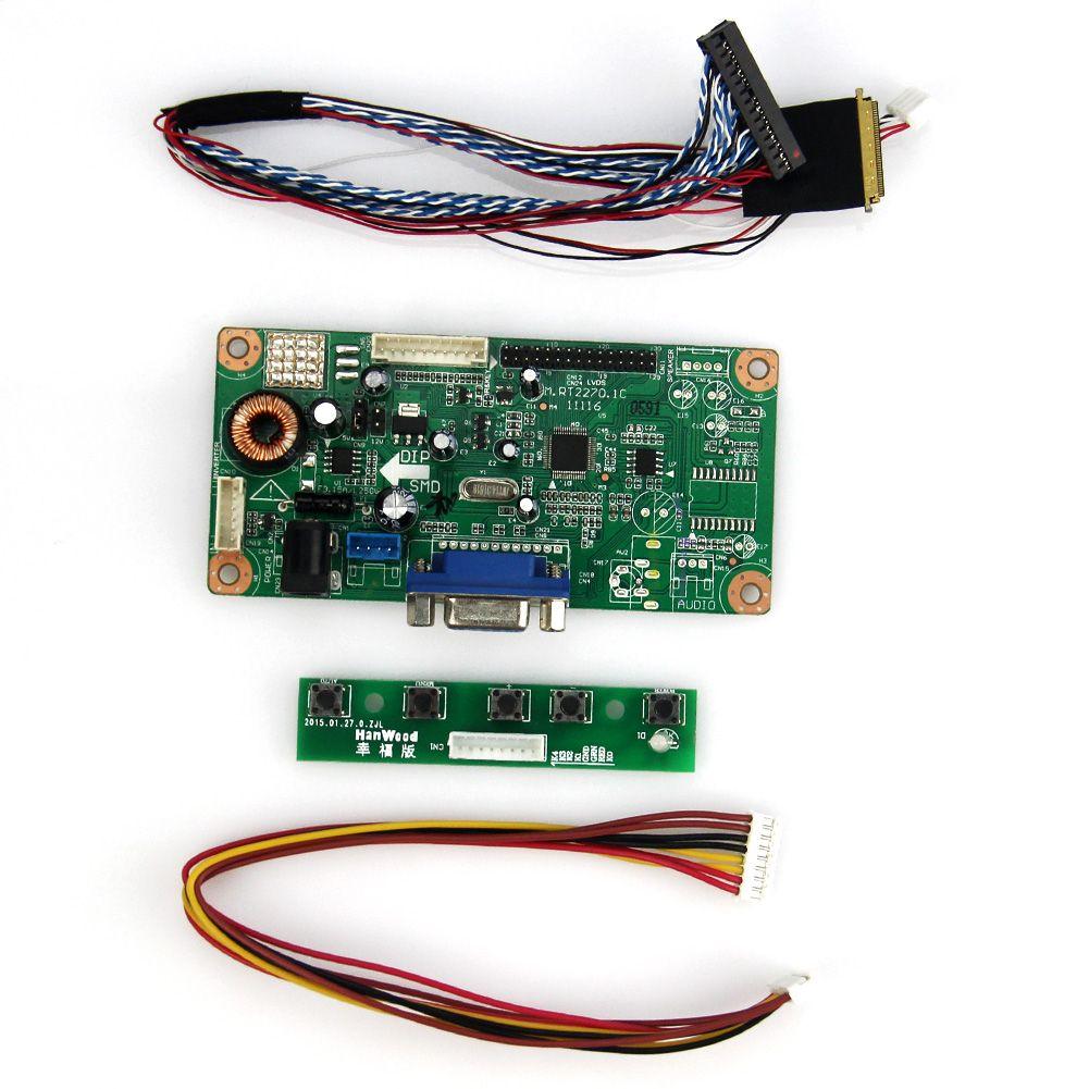 Für N089L6-L02 B089AW01 V.1 M. RT2270 LCD/LED Controller Driver Board (VGA) LVDS Monitor Wiederverwendung Laptop 1024x600