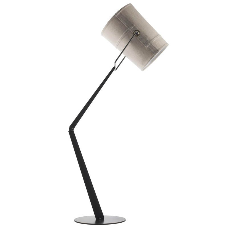 Post modern nordic Floor Lamp Black White floor light Metal Standing light Toolery Living Room Bedroom minimalis light fixture